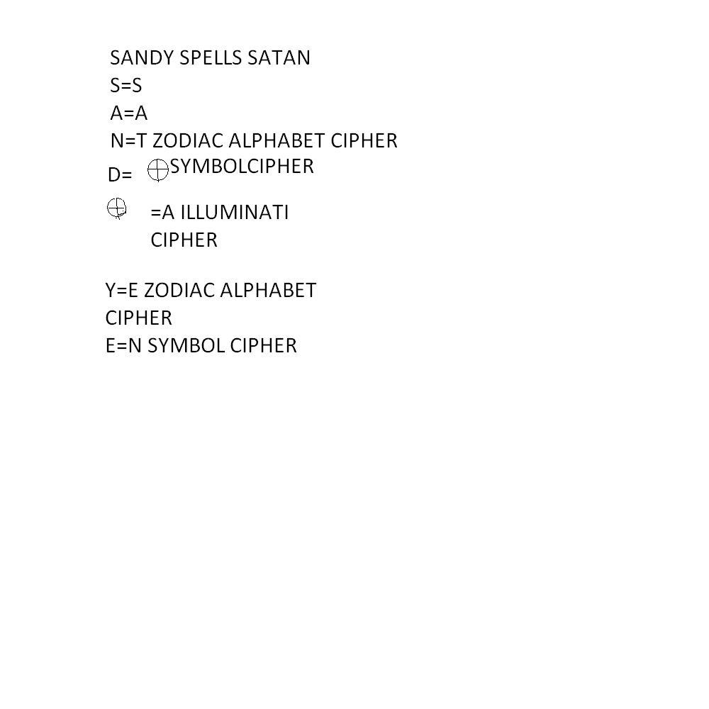 SANDY SPELLS sATAN