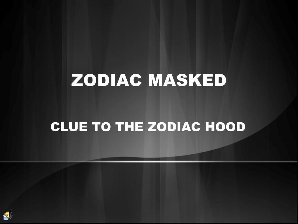 zodiacmasked