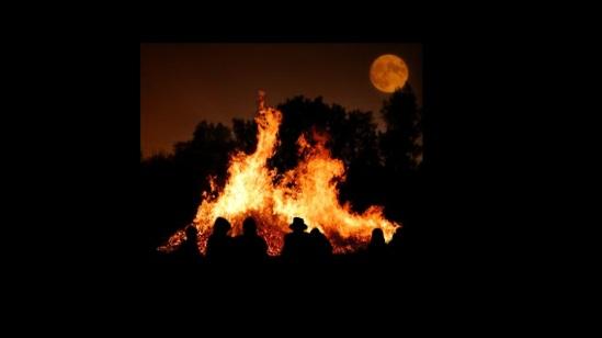 bone fires